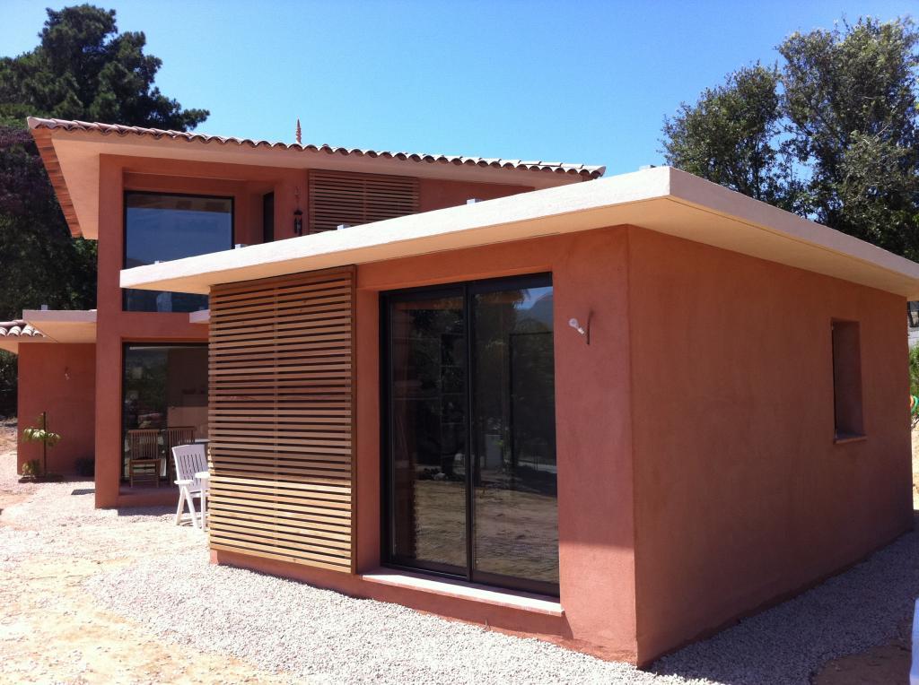 Maison individuelle à Masorchia-construction de maison individuelle-maison individuelle