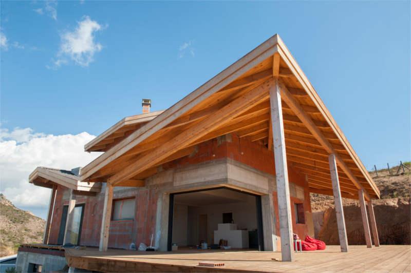Maison Individuelle  Pevani  Serra Constructions