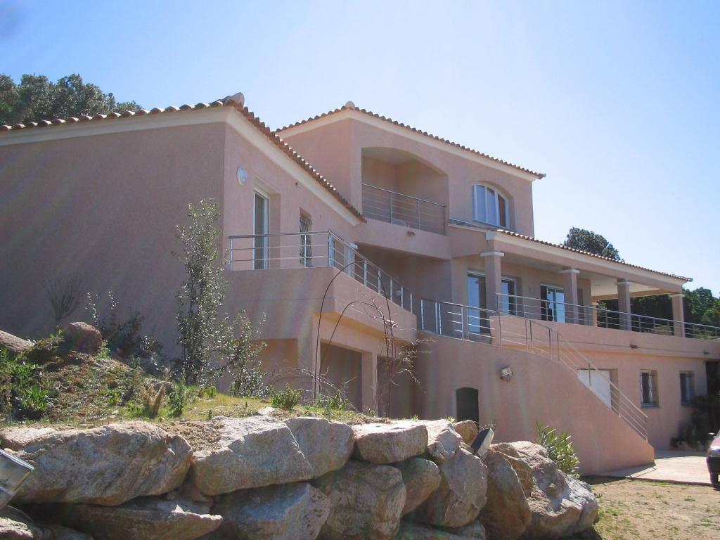 maison individuelle à Portighjolu-maison individuelle-construction de maison individuelle