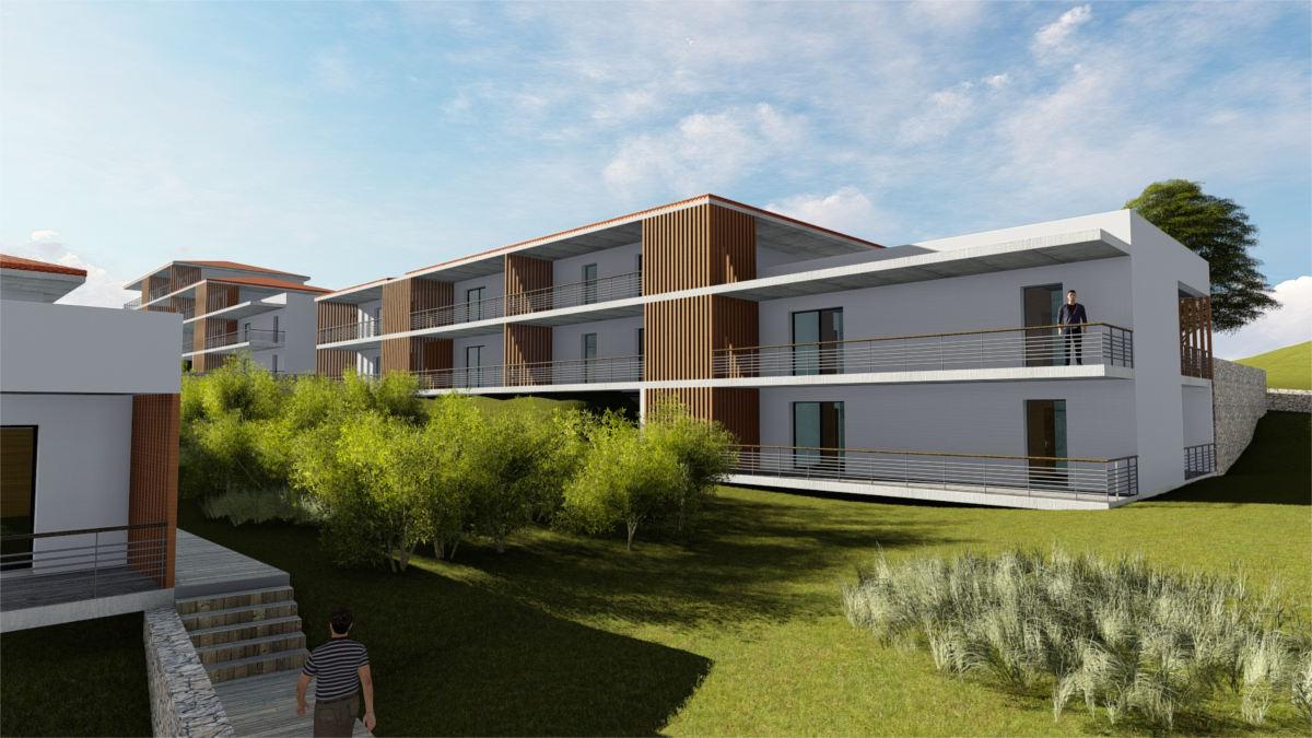 Construction de maison à Ajaccio - Résidence à Afa